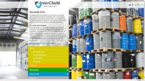 Nieuwe website InterCheM