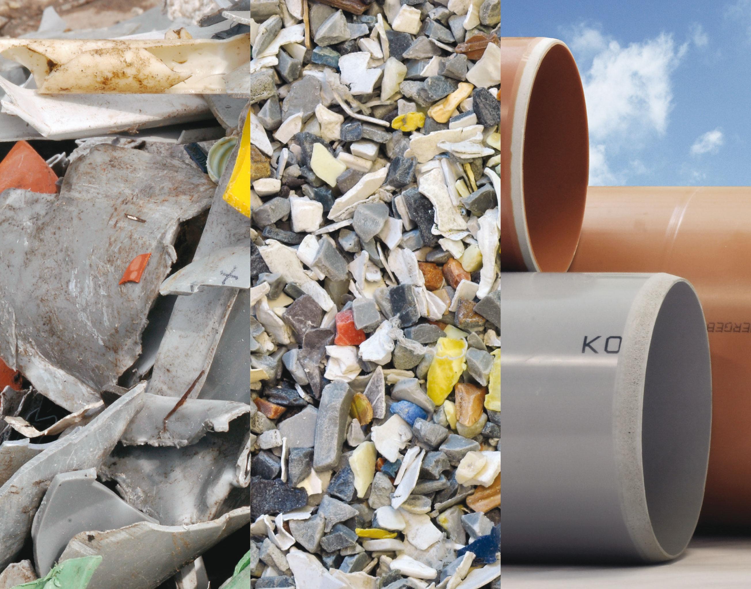 Van Werven kunststof recycling