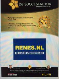 succes award renes