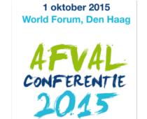 Afvalconferentie 01-10-2015