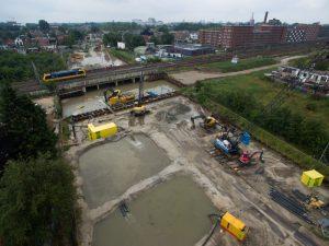 Natte bouwkuipen 70 jaar Van Werven