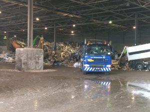 Grondstoffencentrum Amsterdam Van Gansewinkel