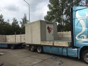 KCA depots Almere verplaatsen Modulo