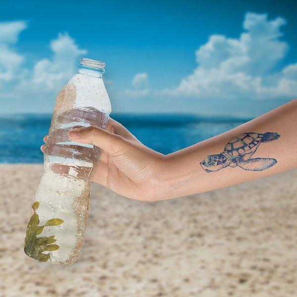 Sodastream Beloont 200 Plastic Fighters Met Turtle Tattoo