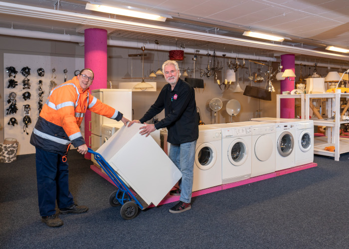 noppes kiest wecycle als circulaire partner - afvalgids